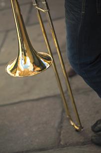 Tromboneの写真素材 [FYI00745625]