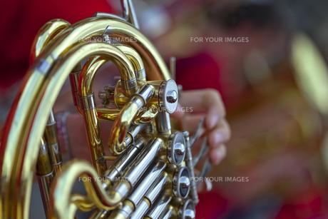 Hornの写真素材 [FYI00745634]
