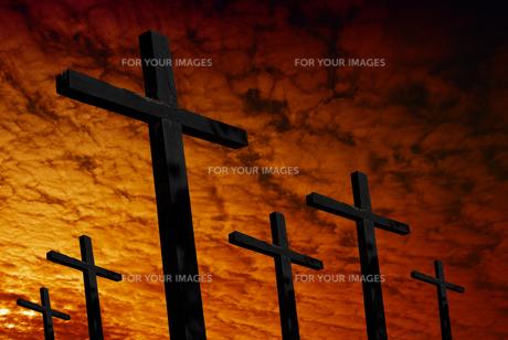 crossの写真素材 [FYI00746210]