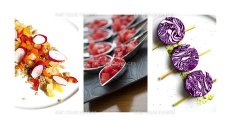 Raw vegetablesの写真素材 [FYI00746503]
