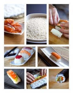 Asian cuisineの写真素材 [FYI00746514]