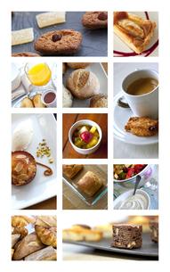 Cakes and dessertsの素材 [FYI00746525]