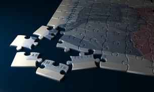 English Pound Puzzleの写真素材 [FYI00746786]