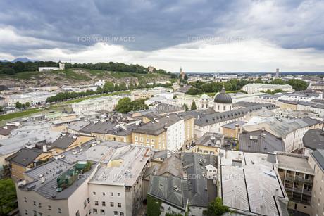 view on salzburg,austriaの素材 [FYI00746882]