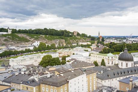 view on salzburg,austriaの素材 [FYI00746889]
