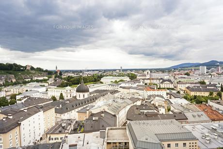 view on salzburg,austriaの素材 [FYI00746890]