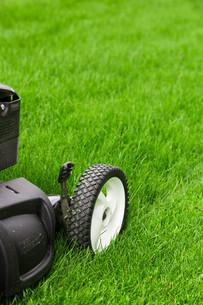 Lawn mowerの写真素材 [FYI00747221]