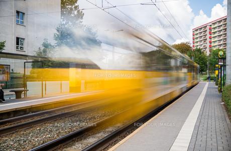 rail_trafficの写真素材 [FYI00748098]