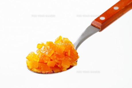 Candied citrus peelの写真素材 [FYI00748587]