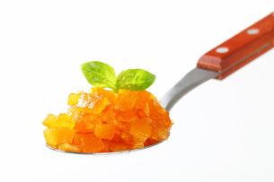 Candied citrus peelの写真素材 [FYI00748593]