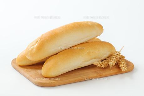 White bread rollsの素材 [FYI00748675]