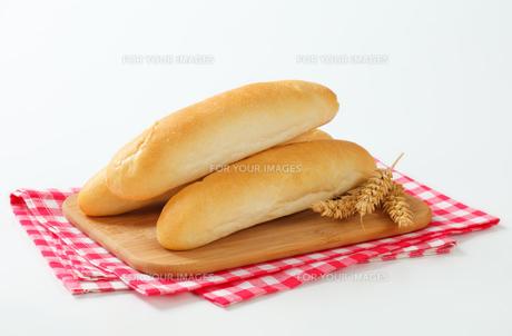White bread rollsの素材 [FYI00748679]