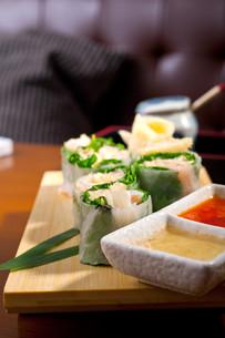 fresh sushi choice combination assortment selectionの写真素材 [FYI00748947]