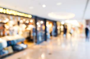 Blur store with bokeh backgroundの写真素材 [FYI00749304]