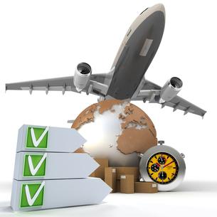 Urgent Transport checklistの写真素材 [FYI00749441]