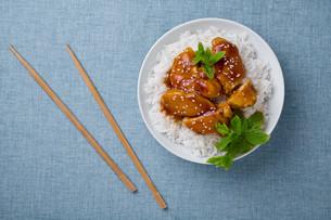 Chinese Chickenの写真素材 [FYI00749501]