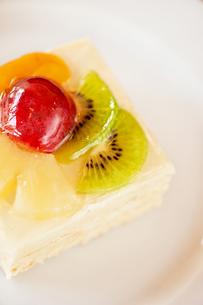 tasty dessertの写真素材 [FYI00749613]