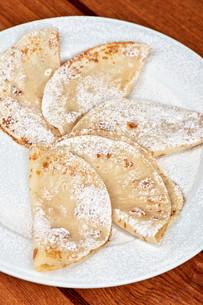 pancakesの写真素材 [FYI00749628]