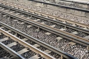 Rail Trackの素材 [FYI00749755]