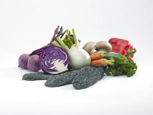 Vegetablesの写真素材 [FYI00749773]