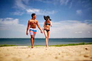 Carefree summerの写真素材 [FYI00749851]