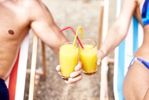 Refreshing beverageの写真素材 [FYI00749887]