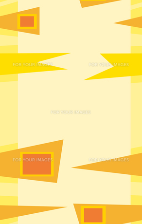 Seamless Yellow Abstract Fencesの素材 [FYI00750530]