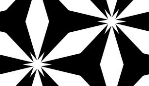 Repeating White Star Patternの素材 [FYI00750582]