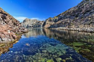 Sardinia - Calafico bayの写真素材 [FYI00750905]