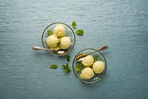 Sorbets ice creamの写真素材 [FYI00751125]
