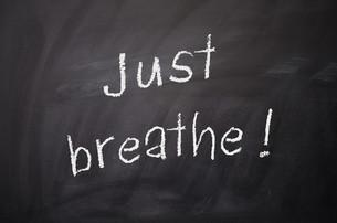 Just breathe !の写真素材 [FYI00751861]