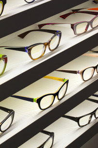 Glassesの写真素材 [FYI00751941]