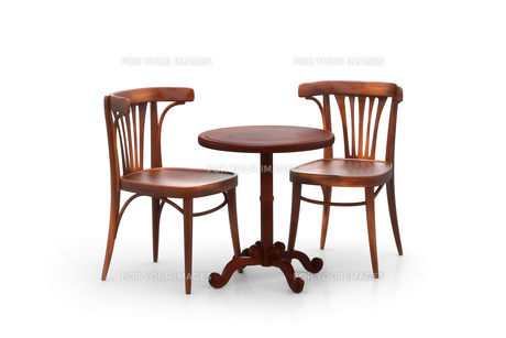 table with chairsの素材 [FYI00752508]