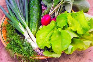 Vegetablesの写真素材 [FYI00752696]