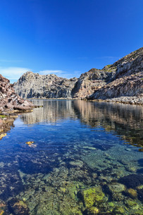 Sardinia - Calafico bayの写真素材 [FYI00752995]