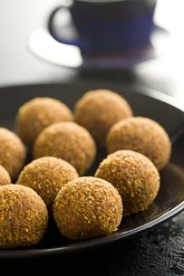 sweet trufflesの写真素材 [FYI00753349]