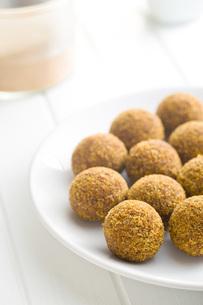 sweet trufflesの写真素材 [FYI00753351]