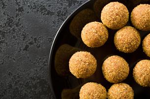 sweet trufflesの写真素材 [FYI00753361]