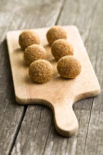 sweet trufflesの写真素材 [FYI00753366]