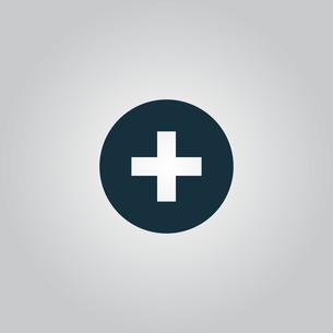 Medical crossの写真素材 [FYI00753503]