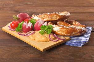bavarian breakfastの写真素材 [FYI00753802]