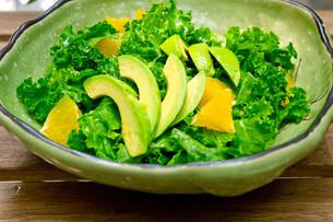 fresh avocado saladの素材 [FYI00753852]