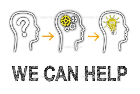 We can helpの写真素材 [FYI00754515]