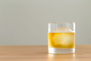 Whiskeyの写真素材 [FYI00754789]