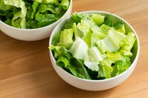 Shredded lettuceの写真素材 [FYI00754806]