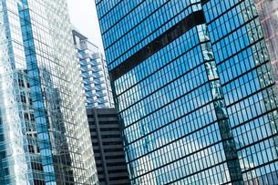 Modern building skyscraperの写真素材 [FYI00754867]