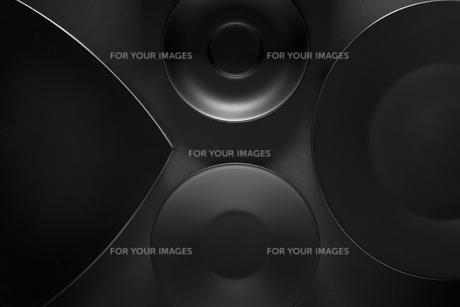 Plates- utensilの写真素材 [FYI00755099]