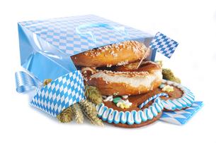 bayerische shopping bagの素材 [FYI00755592]