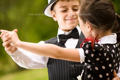 Let's dance!の写真素材 [FYI00756976]