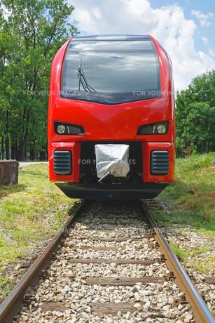 Trainの写真素材 [FYI00757244]